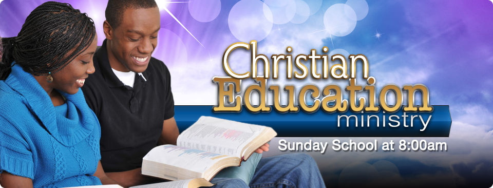 Christian Edu / Sunday School